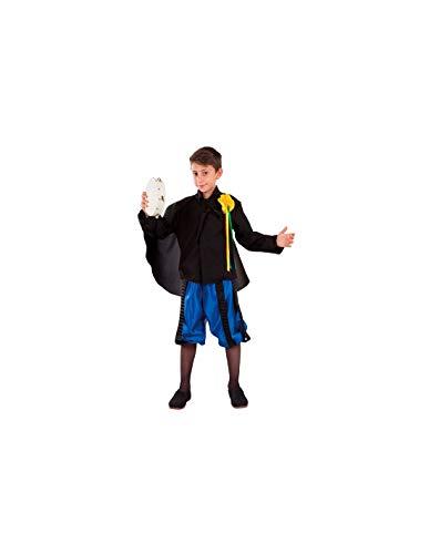 DISBACANAL Disfraz de tuno para niño - -, 4 años