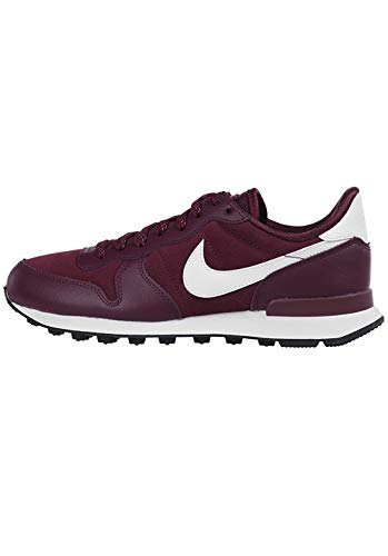 Nike Damen W Internationalist Se Leichtathletik-Schuh, Night Maroon/Phantom/Black, 40.5 EU