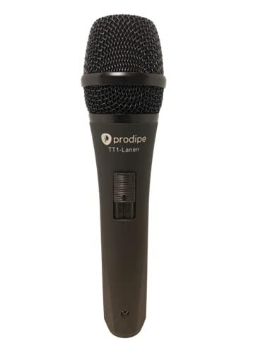 Prodipe TT1 Lanen Microphone chant dynamique Noir