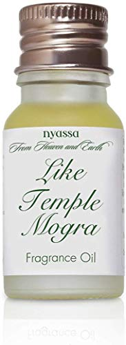 Glamorous Hub Nyassa Fragrance Oil Like Temple Mogra 10ml