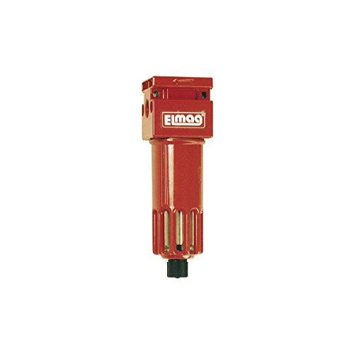 """ELMAG 42505 Druckluft Filter- und Wasserabscheider mit Anschlussgewinde 1/2"""""""