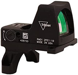 Trijicon RMR/LED RMR Type 2 3.25 MOA LED Red Dot Sight