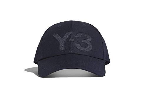 adidas Y-3 Herren Logo Cap, Herren, Legende Tinte, Einheitsgröße