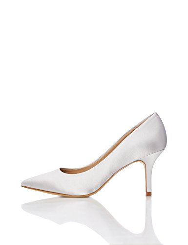 find. Damen Pumps, Silber (Silver), 37 EU