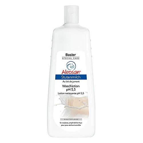 Basler Special Care Aleosan Stutenmilch Waschlotion pH 5,5 Sparflasche 1 Liter