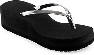 Komfy Silver Flip-Flop