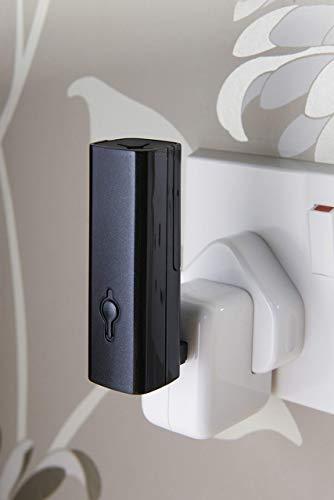 400ml 7LED esencial difusor de aceites, aromaterapia grano de madera del difusor ultrasónico humidificador de vapor frío con luz LED que cambia de color y de corte de la habitación dormitorio Minister