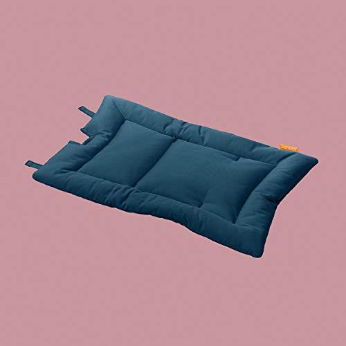 Sitzkissen für Leander Classic Hochstuhl - Farbe: dark blue