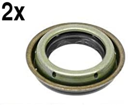 Saab 9-3 9-5 Inner Drive axle Seal W/Standard Trans L+R (x2 seals)