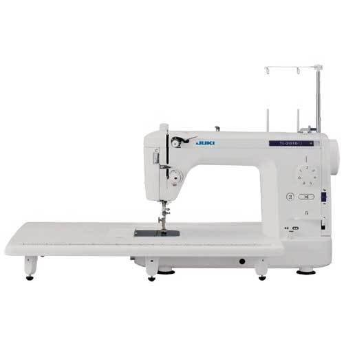 Juki TL-2010Q 1-Needle, Lockstitch, Portable Sewing Machine with Automatic Thread Trimmer for Quilting, Tailoring, Apparel and Home Decor