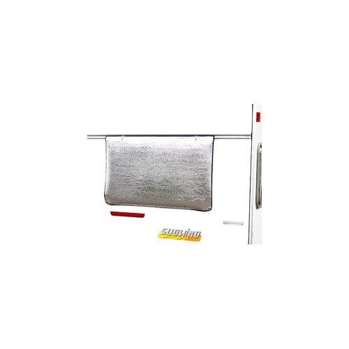 Hindermann Thermomatte für Wohnwagen Luftpolsterfolie 170 x 74