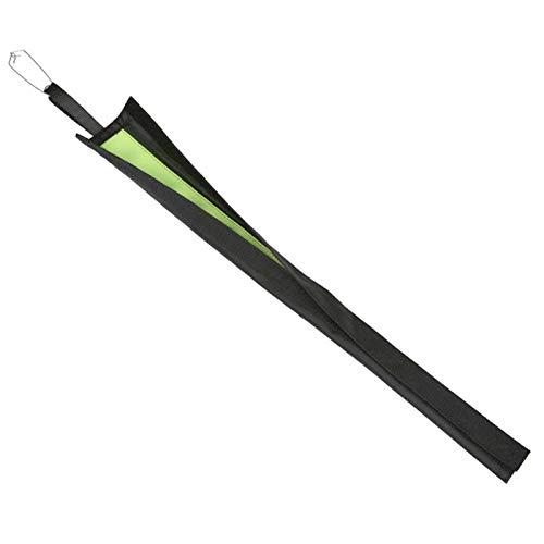 FOLOSAFENAR Anticorrosión Durable Cuerda de Escalada Funda Protectora Cubierta Protectora antidesgaste Ligero Portátil para exploración, rápel, Rescate