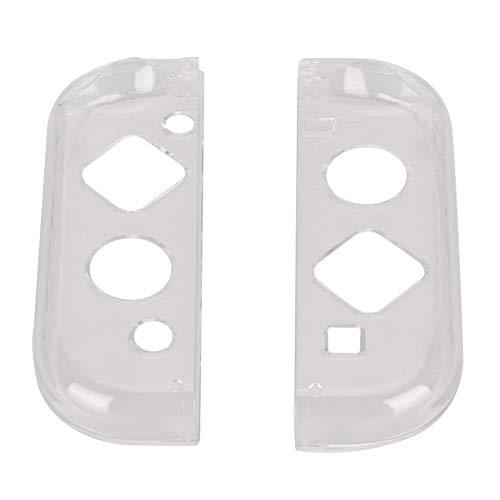 Gameconsole-bescherming Shell, gamepad-hoes Transparant kristal Harde beschermhoes Cover Schakelaar ultradunne stijl, voor gamepad, voor schakelaar Gamehandvat