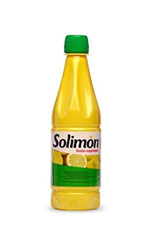 Zumo De Limón Solimon Botella Pet 500Ml