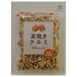 共立食品 素焼きクルミ ボリュームパック 330g×6袋入×(2ケース)