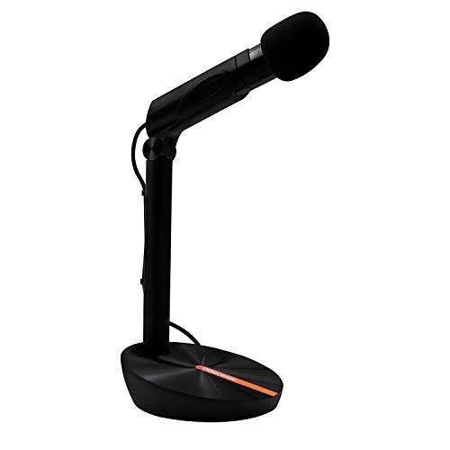 Microfone Rook, OEX, Microfones e fones de ouvido, Preto