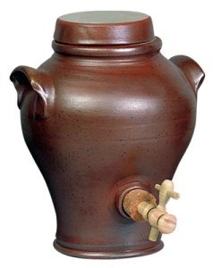 Photo de vinaigrier-en-gres-25-a-3-litres