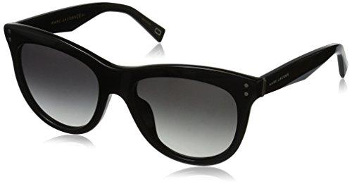 Marc Jacobs Damen MARC 118/S 9O 807 54 Sonnenbrille, Schwarz (Black/Dark Grey Sf)