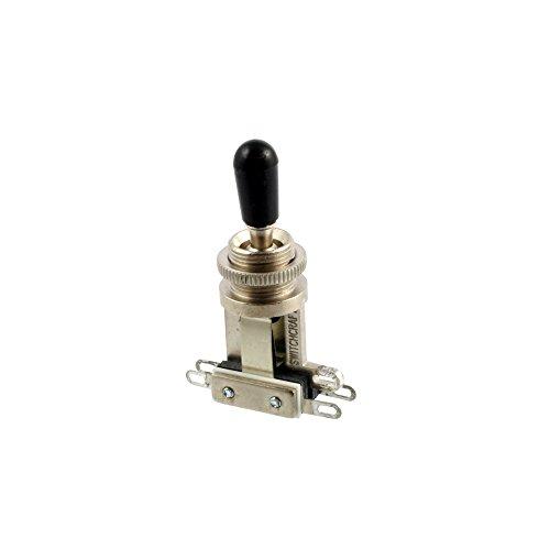 AllParts AllParts EP-4066-000 Switchcraft Corto Interruptor Alternador Guitarra Eléctrica Pieza De Repuesto