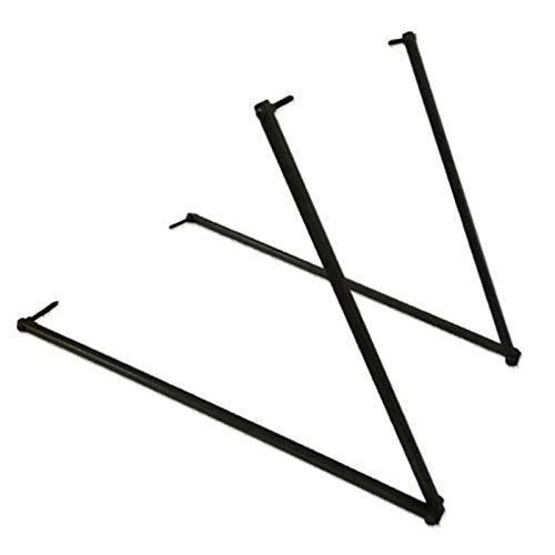 cherrypop Soporte de tiro con arco portátil Objetivos de entrenamiento Tableros Marco de objetivo para EVA XPE tiro con arco blanco