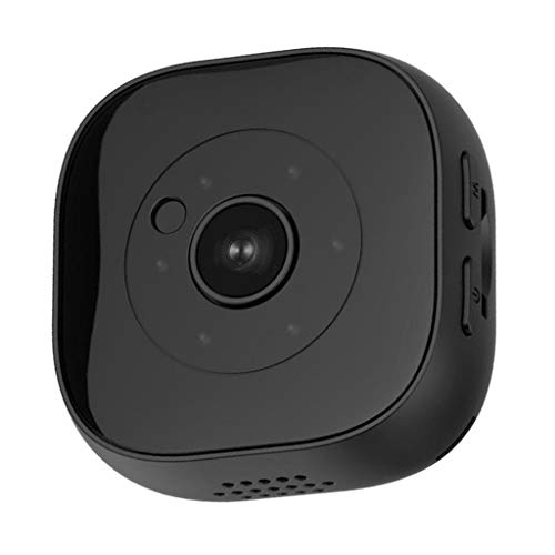 prasku Cámara Inalámbrica Cámara Inalámbrica Seguridad para El Hogar HD 1080P DVR - Negro