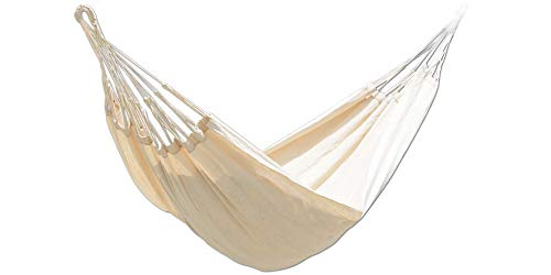 Telary Large Ecological Double Hammock for Yard, Bedroom, Porch, Indoor/Outdoor, Portable.