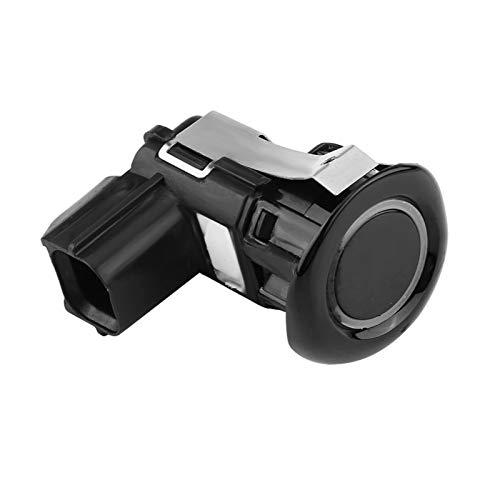 Sensor inalámbrico de asistencia de estacionamiento Pdc de alta sensibilidad, sensor de marcha atrás de estacionamiento plateado + negro, para Nissan Infiniti