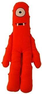 Yo Gabba Gabba Plush Muno Doll Preschool Toys