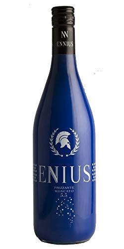 Ennius Azul - Vino Moscatel - Frizzante - 75cl - 6und