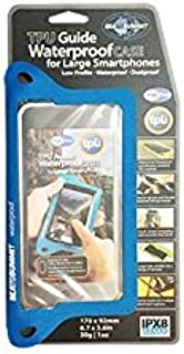 Sea to Summit TPU Guide Waterproof Case for Large Smartphones, Blue