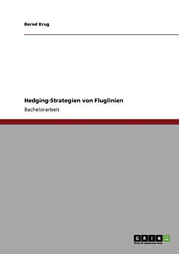 Hedging-Strategien von Fluglinien