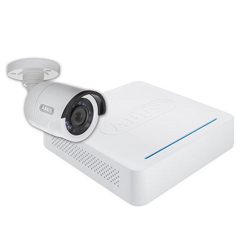 Abus Videoüberwachungsset: Digitalrekorder und 1 Außenkamera, TVVR30104