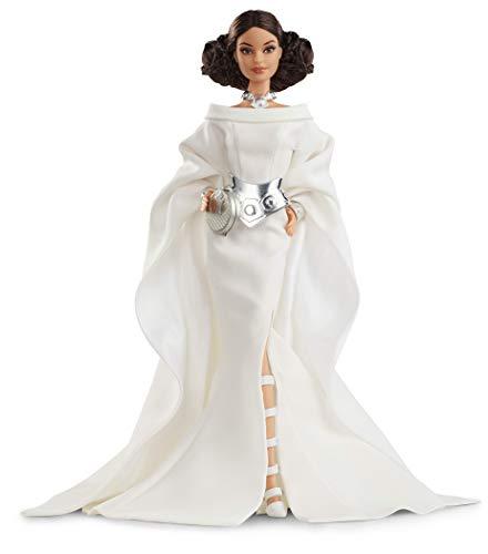 Barbie Collector - Muñeca de Colección Starwars Princesa Leia (Matte
