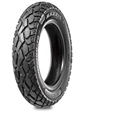 Maxxis 90/100-10 53j M 6305 Tube Less Tyre (Rear),Maxxis,M6305
