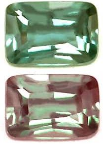 GemsNY Wholesale 0.24 Carat Natural Cushion Single Alexandrite Credence Stone