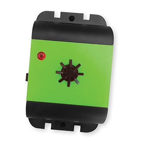 Isotronic Déflecteurs de martres pour Voiture – Toit de Camion – Convient pour Le Jardin, la Cave, Le Jardin, Les martres sans martres avec ultrasons