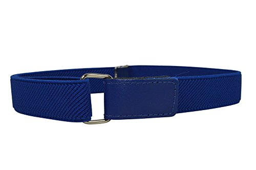 Olata Cinturón Elástico para los Niños/Niñas 1-6 Años con Hook y Loop...
