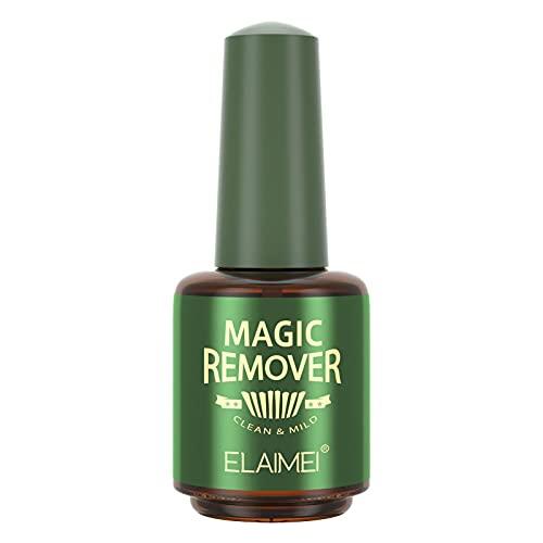Nagellak Gel Remover, Nagellak Remover gemakkelijk & snel verwijdert soak-off gel Poolse professionele niet-irriterende nagellak Remover 2-3 minuten gemakkelijk en snel