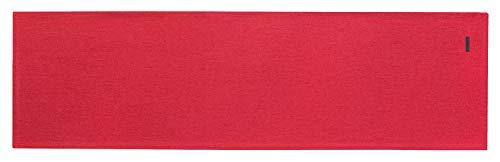 ESPRIT Tischläufer 40x140 cm • Tischwäsche Harp • waschbare Tischdecke Rust • 100% Polyester