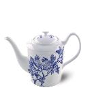 Arbor Blue Tall Teapot - Caskata