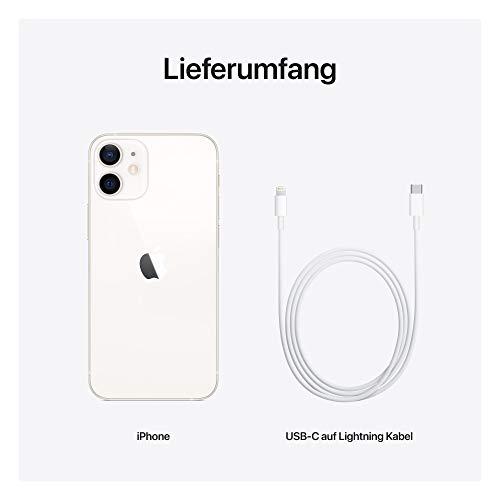 Apple iPhone 12 Mini (256GB) - Weiß
