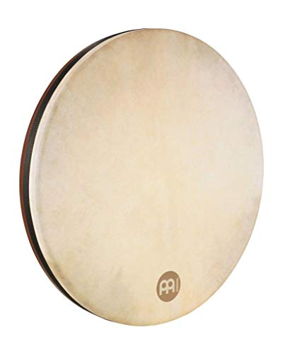 "MEINL Percussion マイネル フレームドラム Goat Skin Tar 22"" FD22T 【国内正規品】"