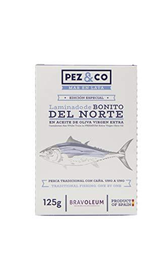 Bravoleum Pez&Co Laminado de Bonito del Norte 125 G 120 g