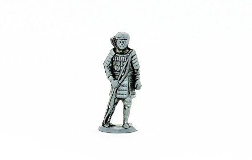 Bogenschütze - Eisen 40mm, Samurai - 1977 (Metallfiguren aus dem Überraschungsei von Ferrero)