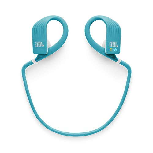 JBL Endurance Dive Waterproof Wireless In-Ear Sports Headphones with Built-in Mp3 Player (Teal)