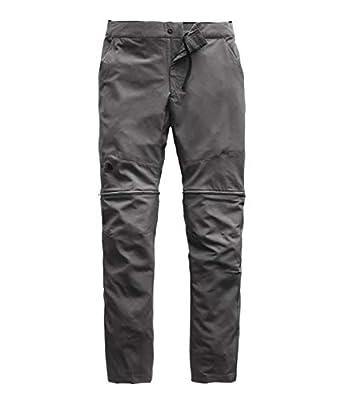 The North Face Men's Paramount Active Convertible Pant, Asphalt Grey, Size 36 Reg