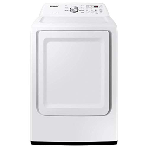 SAMSUNG DVE45T3200W / DVE45T3200W / DVE45T3200W 7.2 cu. ft. Electric Dryer with Sensor Dry