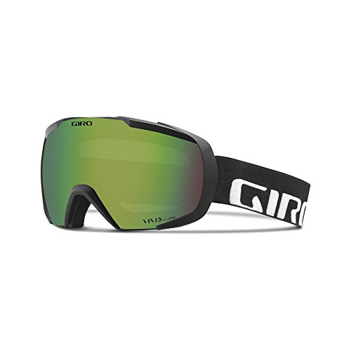 Giro Herren Onset Skibrille, Black Wordmark, Einheitsgröße
