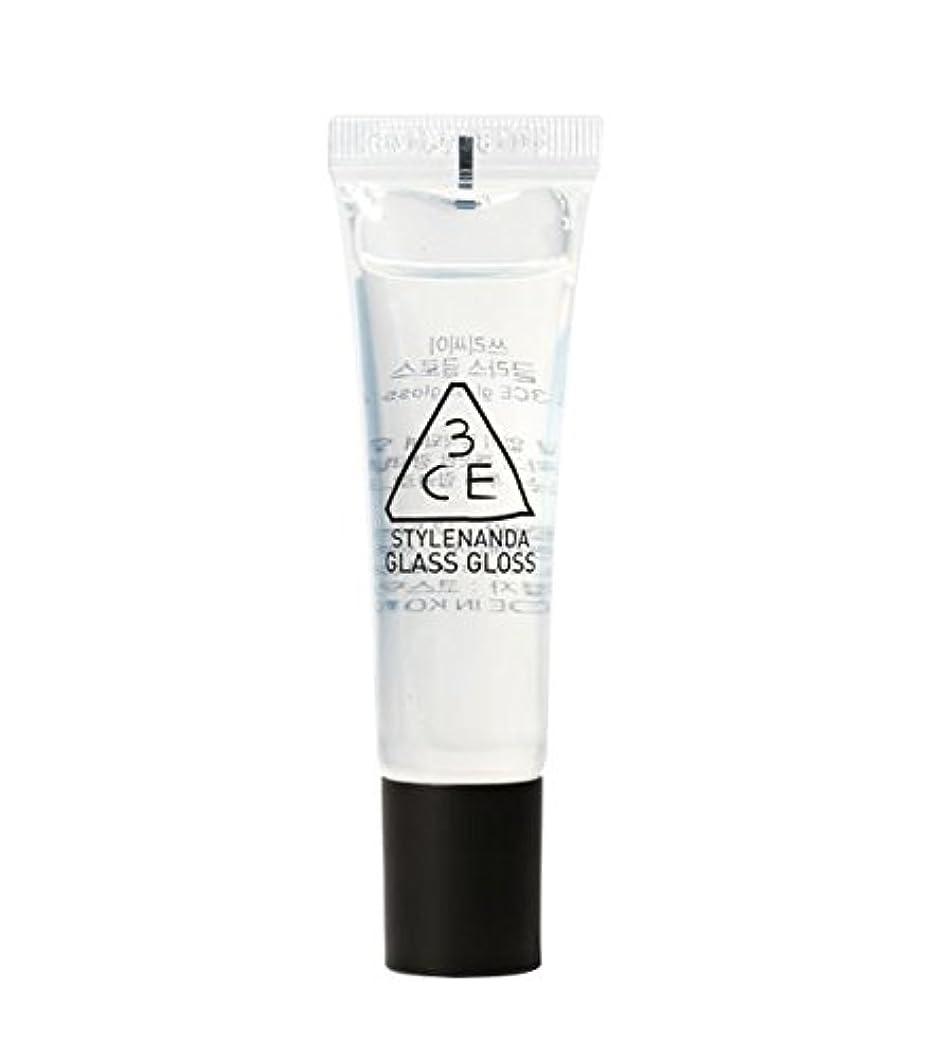 故障外出非難する[3CE] 透明 リップ グラス グロス 3CE Glass Gloss 3CE [並行輸入品]