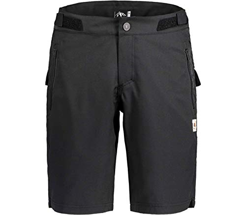 Maloja BardinM. Multisport Shorts Men Größe M Moonless
